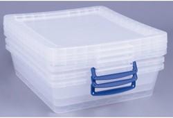 Opbergbox Really Useful 10,5 liter 380x460x110mm