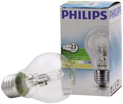 Halogeenlamp Philips Eco Classic E27 18W 204 Lumen