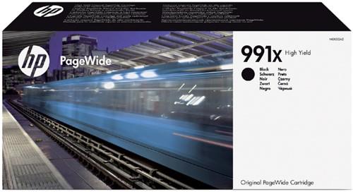 Inktcartridge HP M0K02AE 991X zwart HC