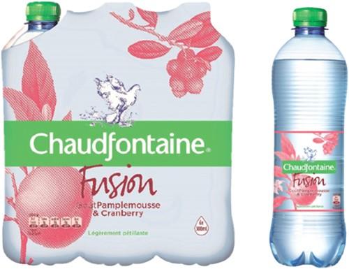 Water Chaudfontaine Fusion Pompelmoes petfles 0.50l-3