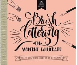 Werkschrift Creatief voor brushlettering