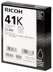 Gel inktcartridge Ricoh GC-41K