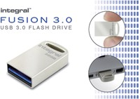 USB-Stick 3.0 Integral FD Metal Fusion 16GB