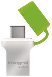 USB-Stick 3.0 Integral + type C 32GB