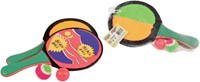 Beachball set met 2 ballen