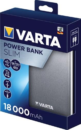 Powerpack Varta 18000mAh aluminium-2