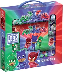 Stickerset Totum PJ Masks