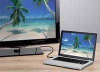 Kabel Hama DisplayPort-USB Mini 180cm zwart-2