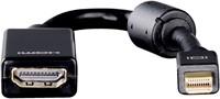 Adapter Hama HDMI-USB Mini zwart-3