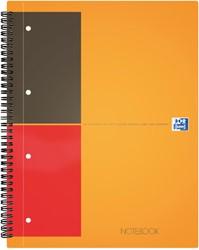 Spiraalblok Oxford International Notebook A5 gelinieerd