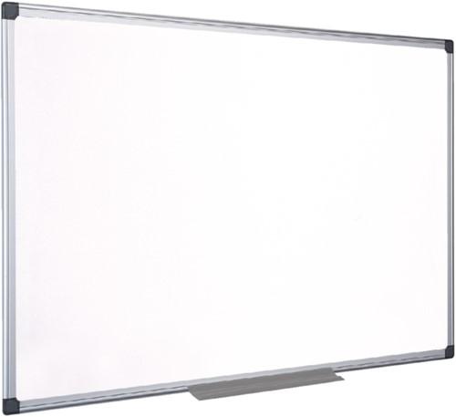 Whiteboard Quantore 90x120cm magnetisch gelakt staal-2