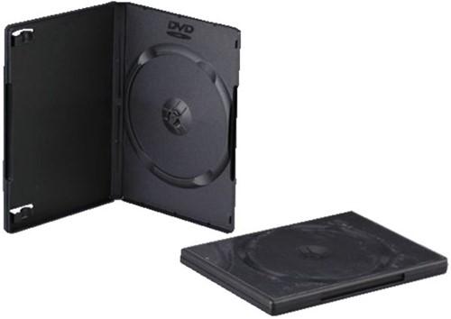 Dvd doos Quantore 14mm leeg zwart-2