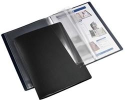 Showmap HF2 flexibel A4 40-tassen zwart