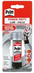 Lijmstift Pritt Power 20gr op blister