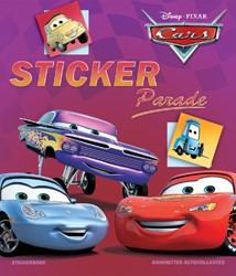 Stickerboek Deltas stickerparade Cars