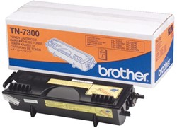 Tonercartridge Brother TN-7300 zwart