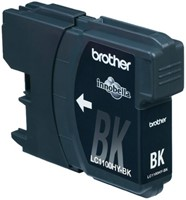 Inkcartridge Brother LC-1100HYBK zwart HC-3