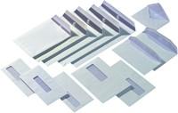 Envelop Quantore 110x220mm venster 3x10cm rechts 500stuks-3