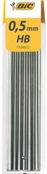 Potloodstift Bic Conte Criterium 7005 0.5mm HB koker à 12st