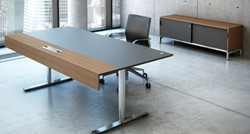 Dencon Delta X zit-sta bureau