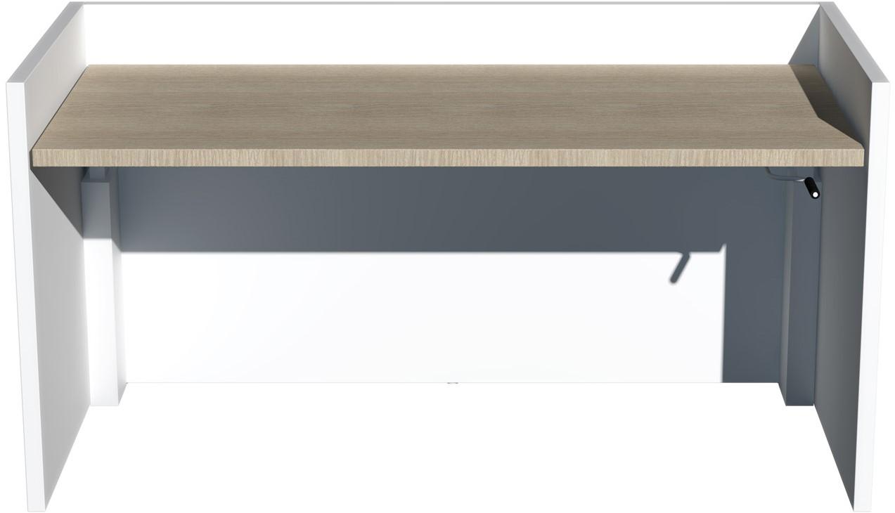 Vepa patch bureau bladdiepte 90cm in hoogte verstelbaar 62 86cm