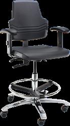 Score at work 4401 werkstoel met vaste zithoek